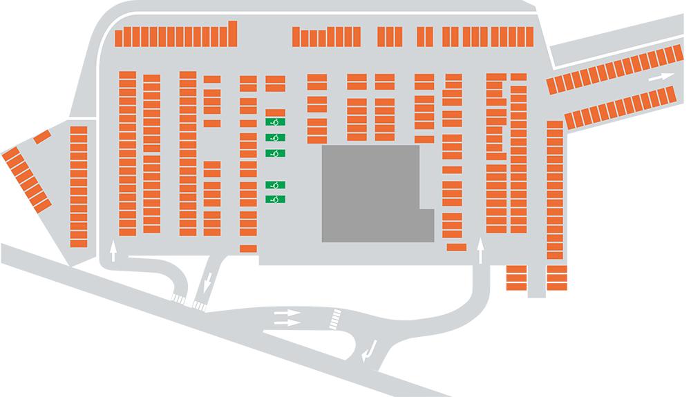 フロアマップ1階 画像