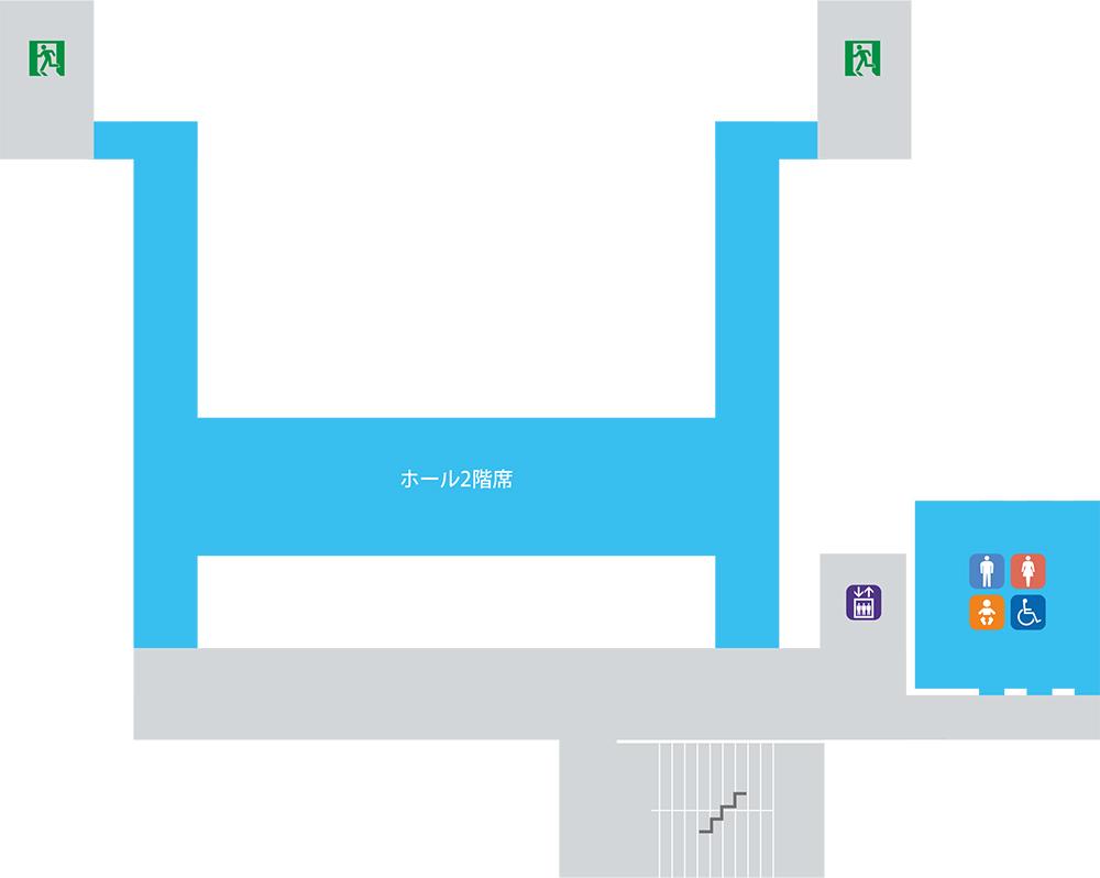 フロアマップ3階 画像