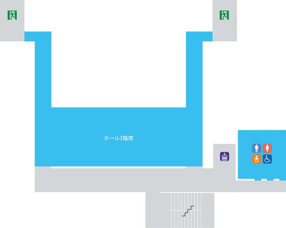 フロアマップ4階 画像